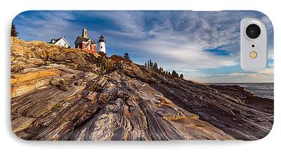 Pemaquid Lighthouse iPhone Cases