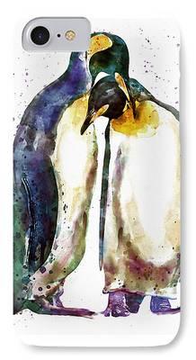 Penguin iPhone 7 Cases