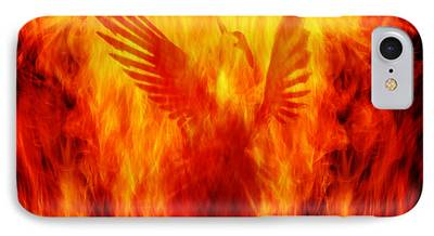 Inferno iPhone Cases