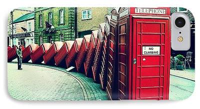 London iPhone Cases