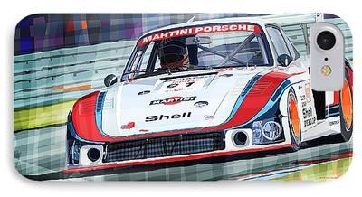 Porsche 935 Coupe iPhone Cases