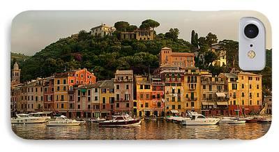 Portofino Italy iPhone Cases