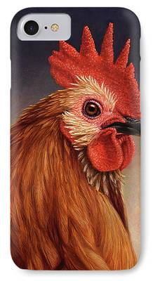 Rooster iPhone Cases