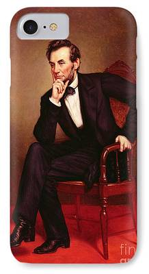 The President Of The United States iPhone Cases