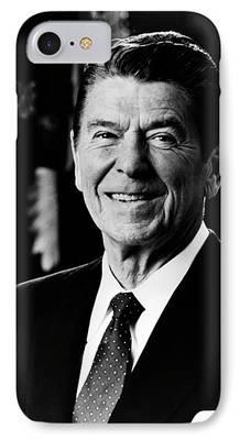 Reagan iPhone Cases