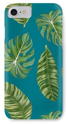 Philodendron iPhone Cases