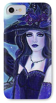 Witch iPhone Cases