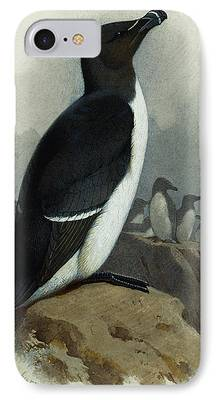 Razorbill iPhone Cases