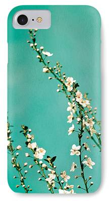 Cherry Blossoms iPhone Cases