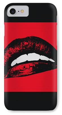 Lips iPhone Cases