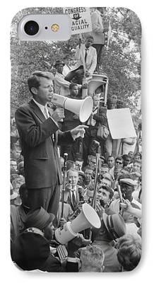 Senator Kennedy iPhone Cases