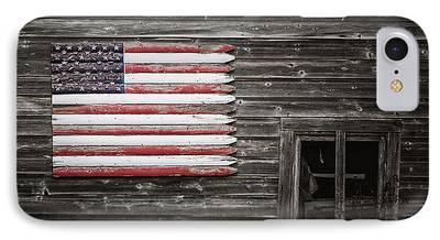 Americana Photographs iPhone Cases