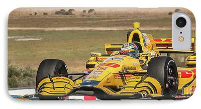Andretti Autosport Photographs iPhone Cases