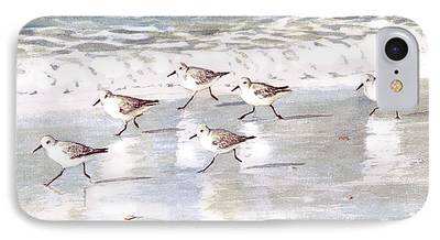 Shorebird iPhone Cases