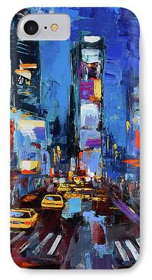 42nd Street iPhone Cases