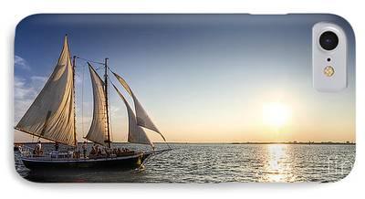 Tallship iPhone Cases