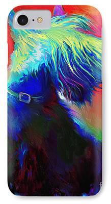 Scottish Terrier iPhone Cases