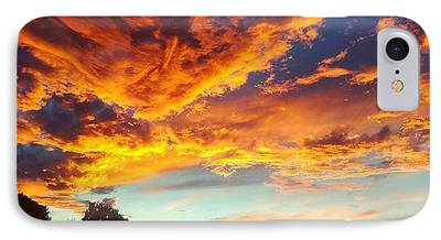 Sunset iPhone 7 Cases