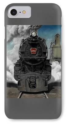 Train iPhone 7 Cases