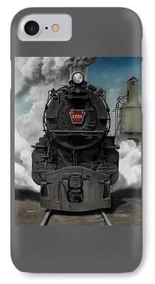 Train iPhone Cases