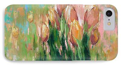 Tulips iPhone Cases
