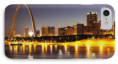 City Life iPhone Cases