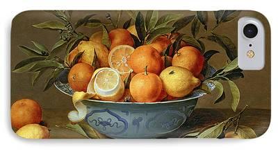 Fruit Still Life iPhone Cases