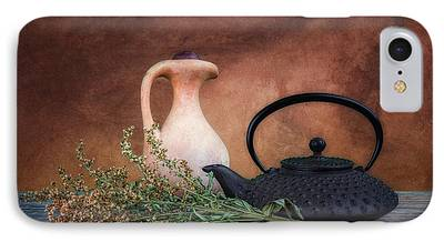 Pottery Pitcher iPhone Cases