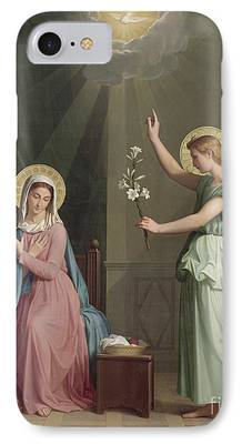 Annunciation iPhone Cases