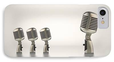 Speech iPhone Cases