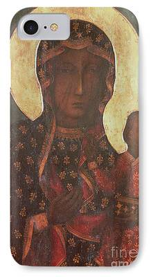 Icon Byzantine iPhone Cases