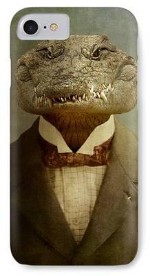 Crocodile iPhone 7 Cases