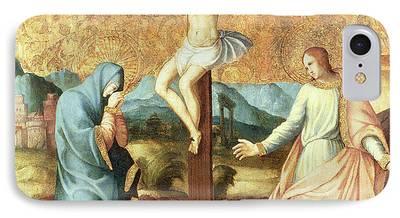 St John The Evangelist iPhone Cases