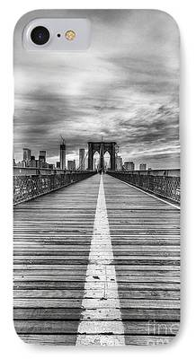 Brooklyn Bridge iPhone 7 Cases