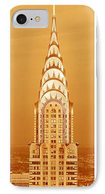 Historical Buildings iPhone Cases