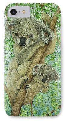Koala iPhone 7 Cases