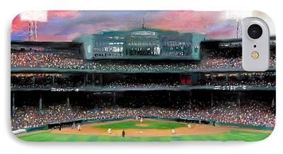 Baseball Stadiums iPhone Cases
