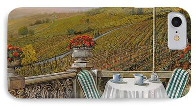 Vineyards iPhone Cases