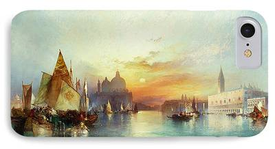 Byzantine Paintings iPhone Cases