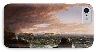 Maine Seacoast iPhone Cases