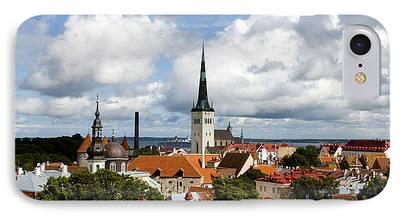 Estonia Photographs iPhone Cases