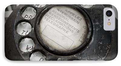 Telephone iPhone Cases