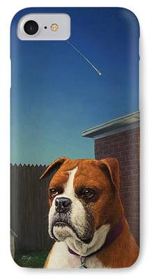 Doghouses iPhone Cases