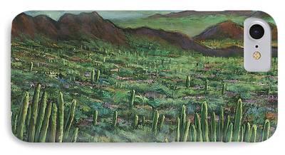 Prescott Paintings iPhone Cases
