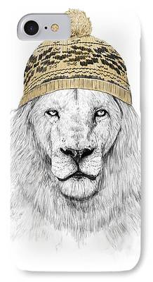 Lion iPhone 7 Cases