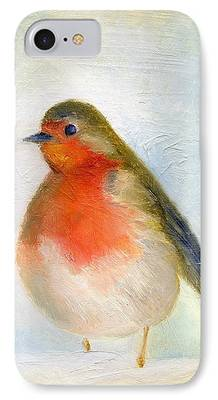 Robin iPhone Cases