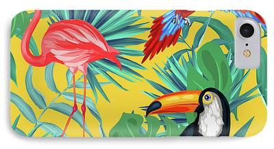 Flamingo iPhone 7 Cases