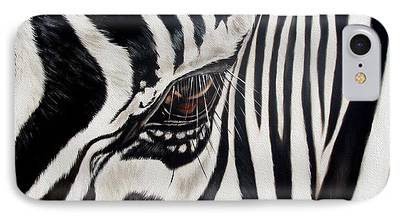 Animal Paintings iPhone 7 Cases