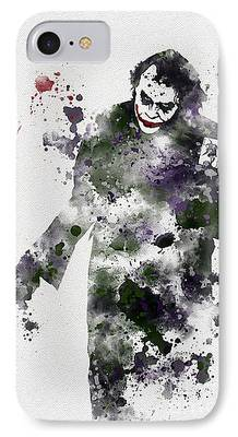 Heath Ledger iPhone 7 Cases