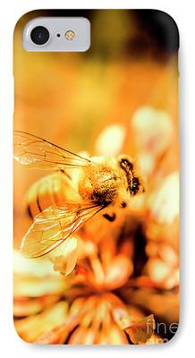 Nature Art Bee iPhone 7 Cases